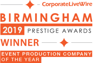 Prestige Awards Winner 2019 - Birmingham