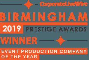 Prestige Awards Winner 2019 - Birmingham