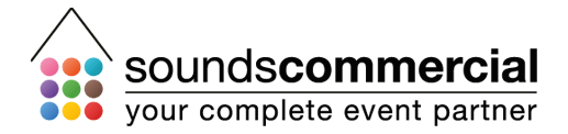 Sounds Commercial | Events Management Bristol